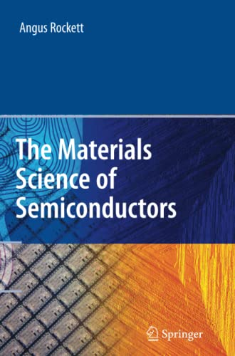 9781441938183: The Materials Science of Semiconductors