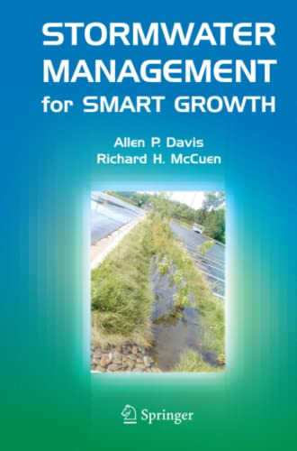 Stormwater Management for Smart Growth: Richard H. McCuen