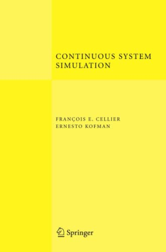 9781441938633: Continuous System Simulation