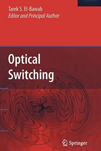 9781441938695: Optical Switching