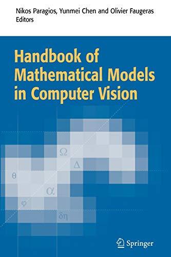 9781441938855: Handbook of Mathematical Models in Computer Vision
