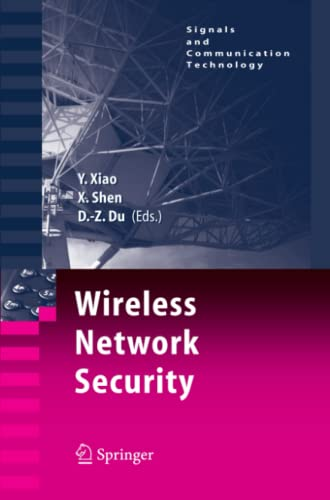 Wireless Network Security (Signals and Communication Technology): Springer