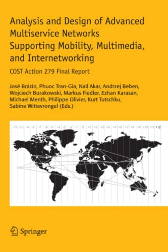 Analysis and Design of Advanced Multiservice Networks