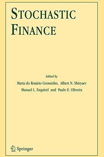 9781441939326: Stochastic Finance