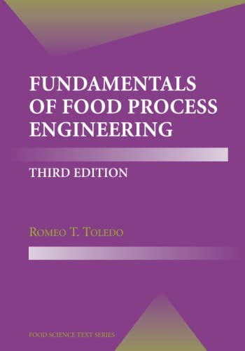 9781441939661: Fundamentals of Food Process Engineering: Third Edition (Food Science Text Series)