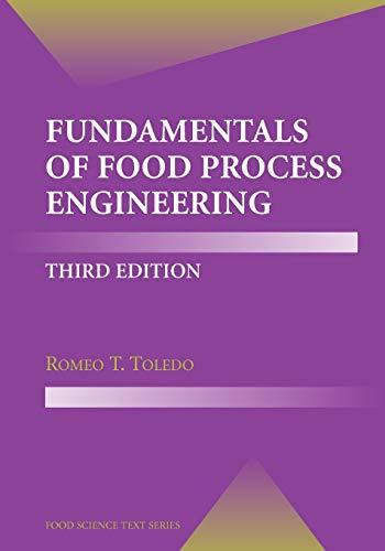 9781441939661: Fundamentals of Food Process Engineering (Food Science Text Series)