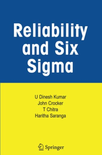 9781441940193: Reliability and Six Sigma