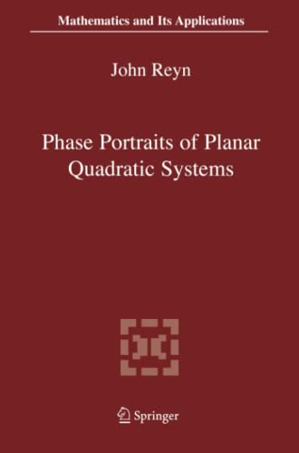 9781441940247: Phase Portraits of Planar Quadratic Systems (Mathematics and Its Applications)