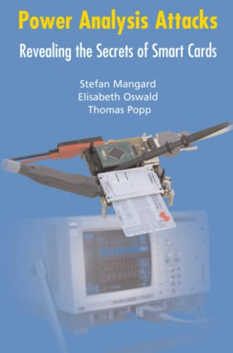 9781441940391: Power Analysis Attacks: Revealing the Secrets of Smart Cards