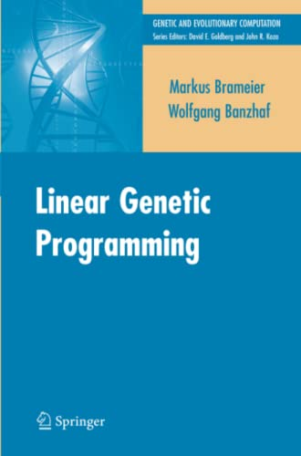 9781441940483: Linear Genetic Programming (Genetic and Evolutionary Computation)