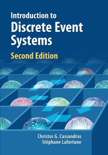 9781441941190: Introduction to Discrete Event Systems