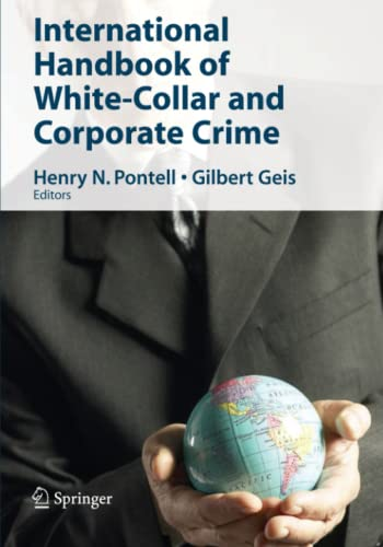9781441941619: International Handbook of White-Collar and Corporate Crime