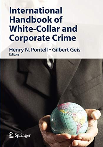 9781441941619: International Handbook of White-Collar and Corporate Crime