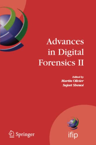 9781441942326: Advances in Digital Forensics II (IFIP Advances in Information and Communication Technology)
