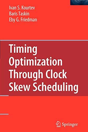 9781441943774: Timing Optimization Through Clock Skew Scheduling