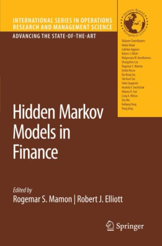 9781441943804: Hidden Markov Models in Finance (International Series in Operations Research & Management Science)
