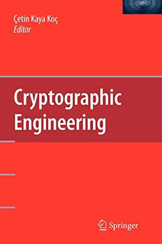 9781441944177: Cryptographic Engineering