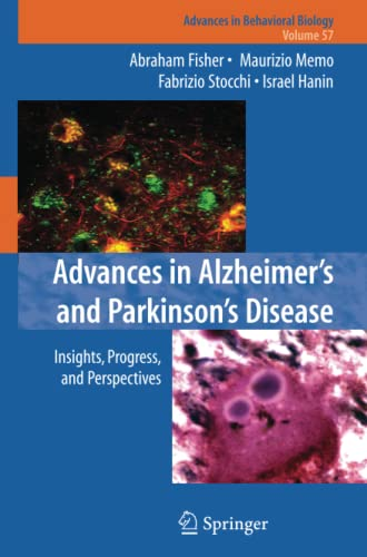 Advances in Alzheimers and Parkinsons Disease Insights, Progress, and Perspectives Advances in ...