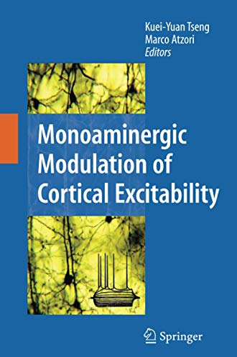 9781441944283: Monoaminergic Modulation of Cortical Excitability