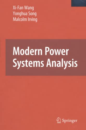 9781441944511: Modern Power Systems Analysis (Power Electronics and Power Systems)