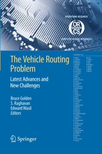 9781441946034: The Vehicle Routing Problem: Latest Advances and New Challenges (Operations Research/Computer Science Interfaces Series)