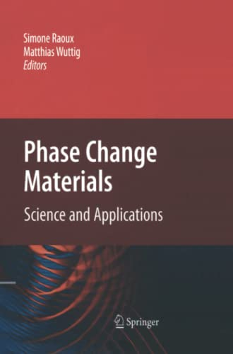 9781441946591: Phase Change Materials: Science and Applications