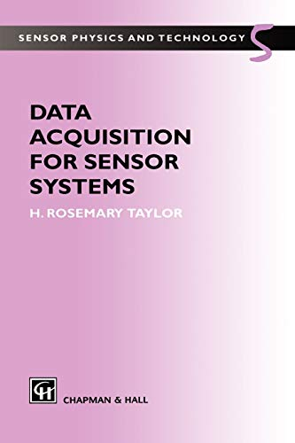 9781441947291: Data Acquisition for Sensor Systems