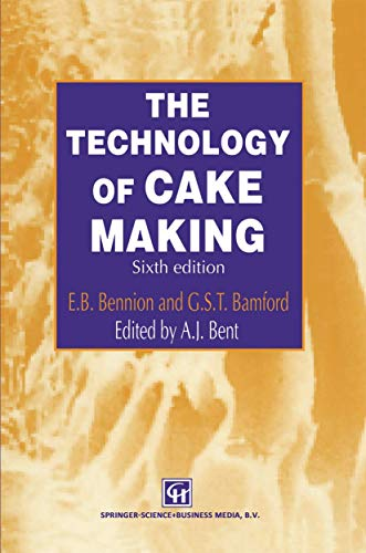 9781441947420: The Technology of Cake Making