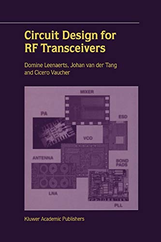 9781441949202: Circuit Design for RF Transceivers