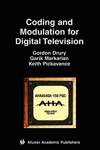 9781441950055: Coding and Modulation for Digital Television (Multimedia Systems and Applications)