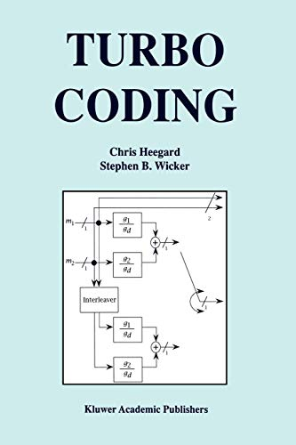 9781441950697: Turbo Coding (The Springer International Series in Engineering and Computer Science)