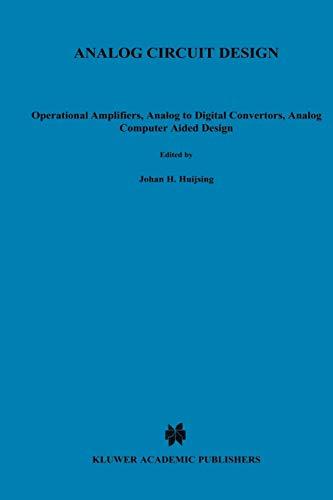 9781441951311: Analog Circuit Design: