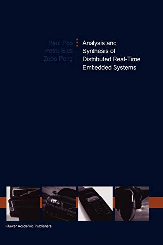 9781441952578: Analysis and Synthesis of Distributed Real-Time Embedded Systems