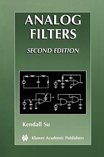 9781441952776: Analog Filters