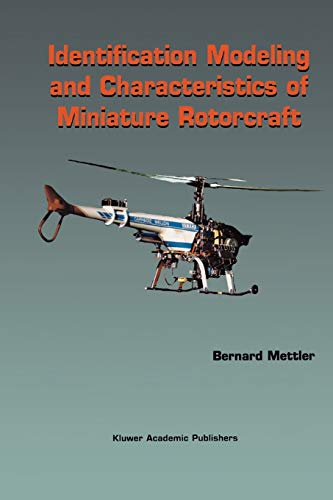 9781441953117: Identification Modeling and Characteristics of Miniature Rotorcraft