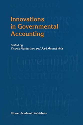 9781441953223: Innovations in Governmental Accounting