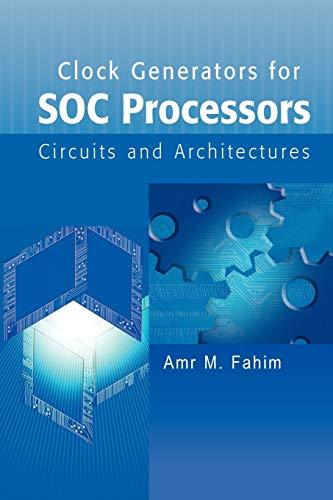 9781441954701: Clock Generators for SOC Processors: Circuits and Architectures