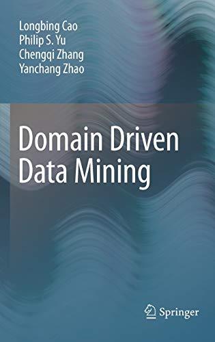 9781441957368: Domain Driven Data Mining