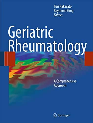 Geriatric Rheumatology (Hardcover)