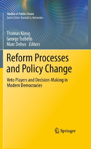 9781441958082: Reform Processes and Policy Change: Veto Players and Decision-Making in Modern Democracies (Studies in Public Choice)
