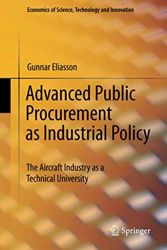 Advanced Public Procurement as Industrial Policy: Gunnar Eliasson