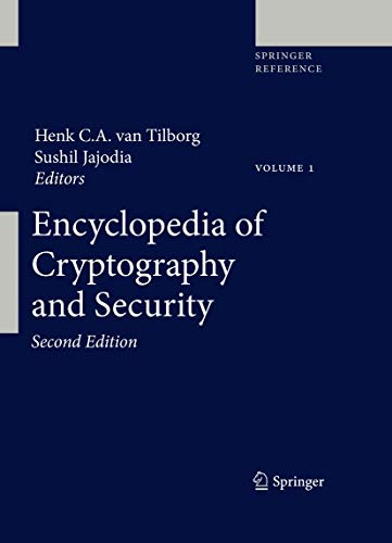 Encyclopedia of Cryptography and Security. 2 Bände: Henk C. A. van Tilborg