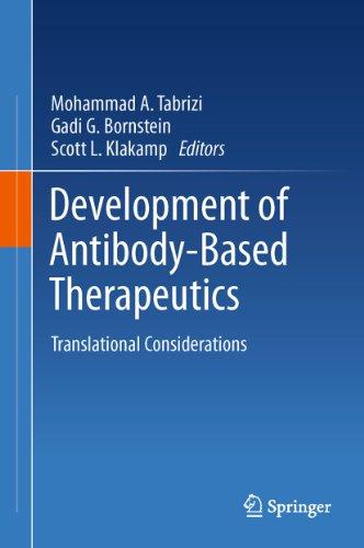 Development of Antibody-Based Therapeutics: Translational Considerations