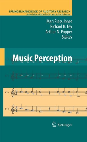 9781441961136: Music Perception (Springer Handbook of Auditory Research)
