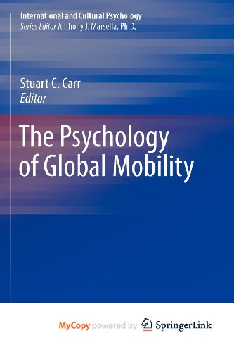 9781441962096: The Psychology of Global Mobility