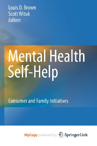 9781441962546: Mental Health Self-Help: Consumer and Family Initiatives