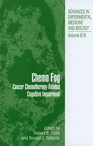 Chemo Fog: Robert B. Raffa