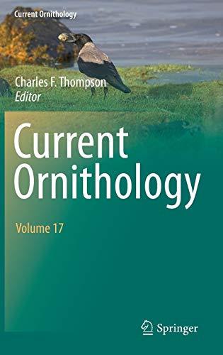 Current Ornithology Volume 17: Charles Thompson