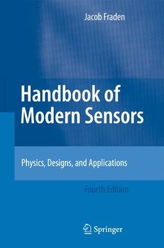 9781441964656: Handbook of Modern Sensors: Physics, Designs, and Applications