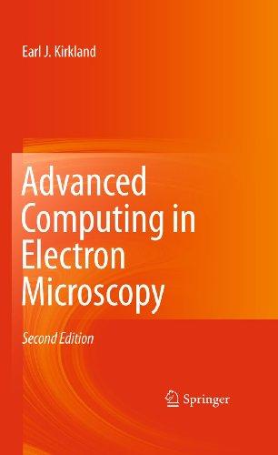 9781441965325: Advanced Computing in Electron Microscopy